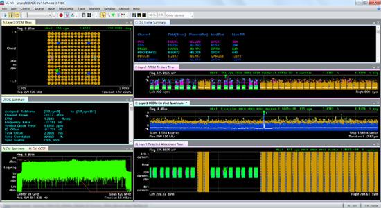 Keysight 5G New Radio (NR) software solutions - Keysight