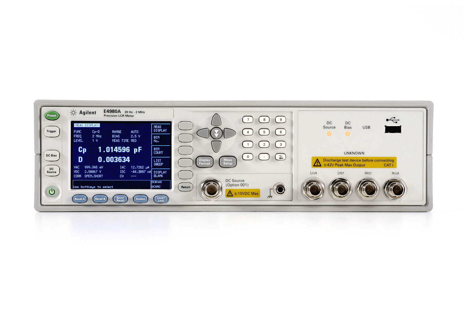 Keysight Lcr Meter : Keysight news archive agilent technologies introduces