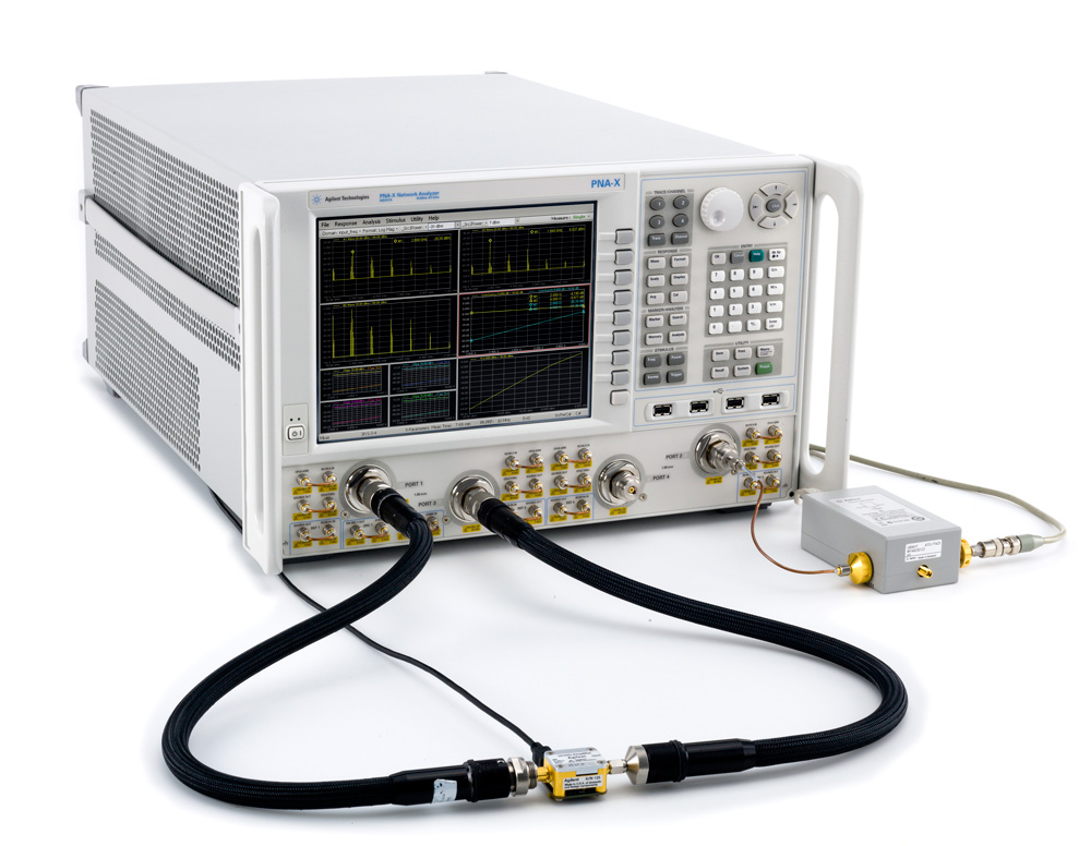 Agilent Network Simulator : Measurementest test and measurement agilent