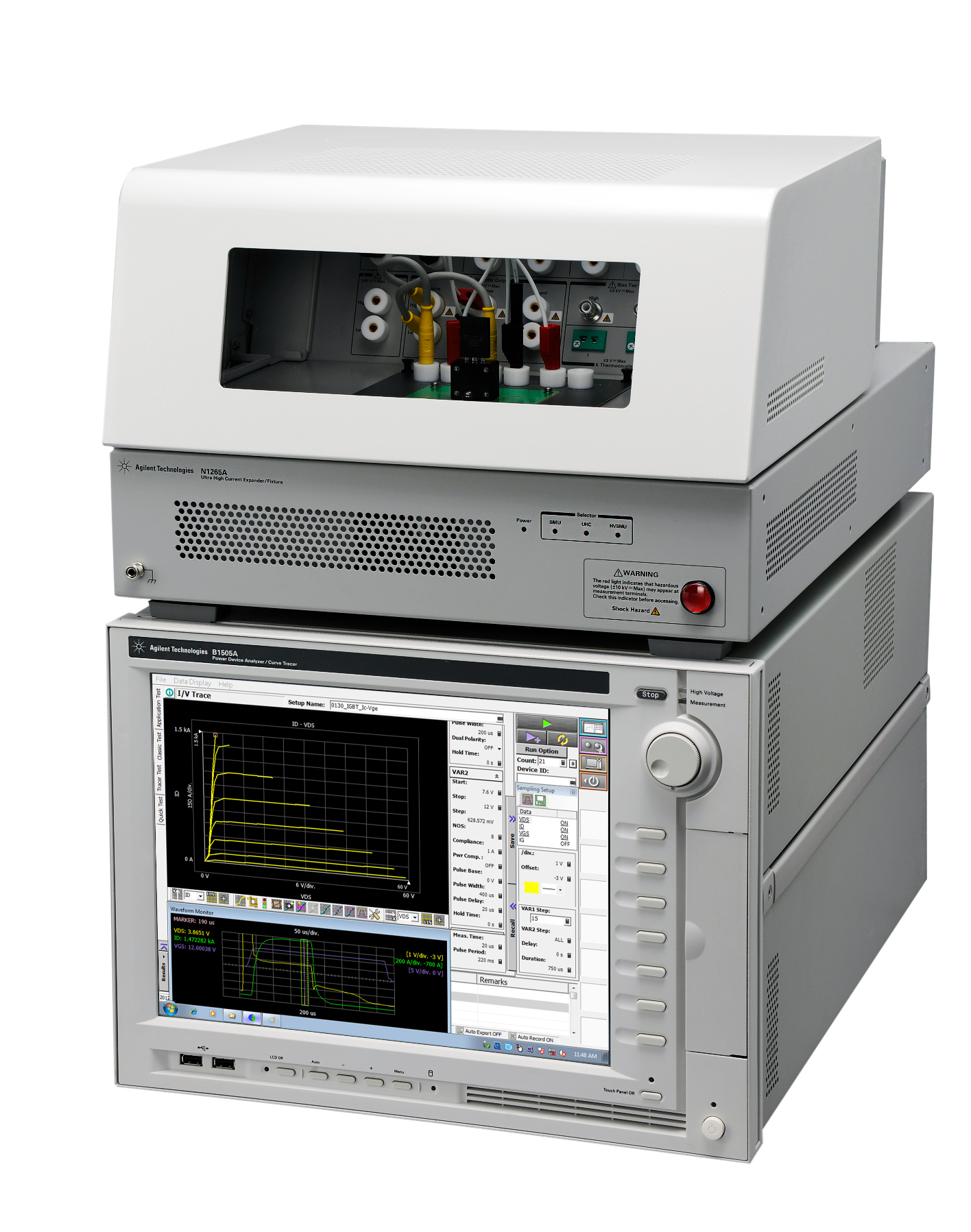 Keysight Technologies Device Analyzer With Curve Tracer Featured Electrical Circuit Tracers And Testers At Test Equipment High Jpeg Download