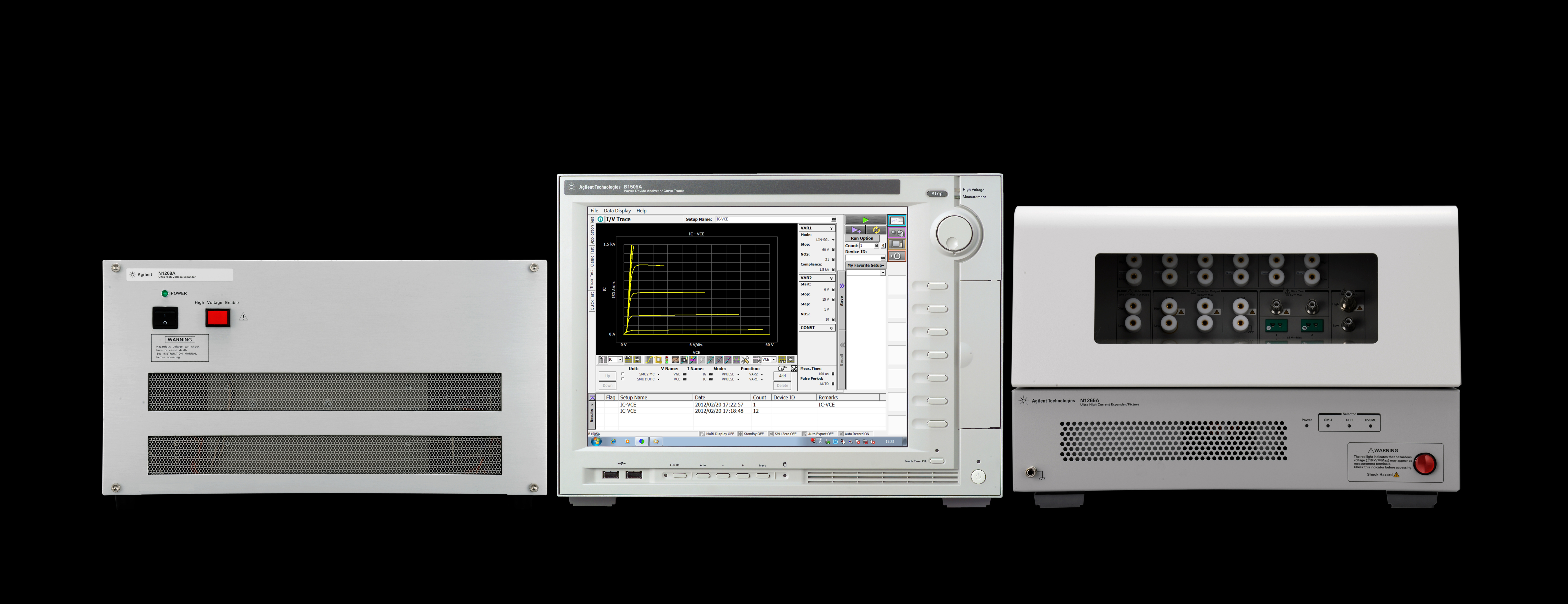 Keysight Technologies Device Analyzer With Curve Tracer Circuit Oscilloscope High Jpeg Download
