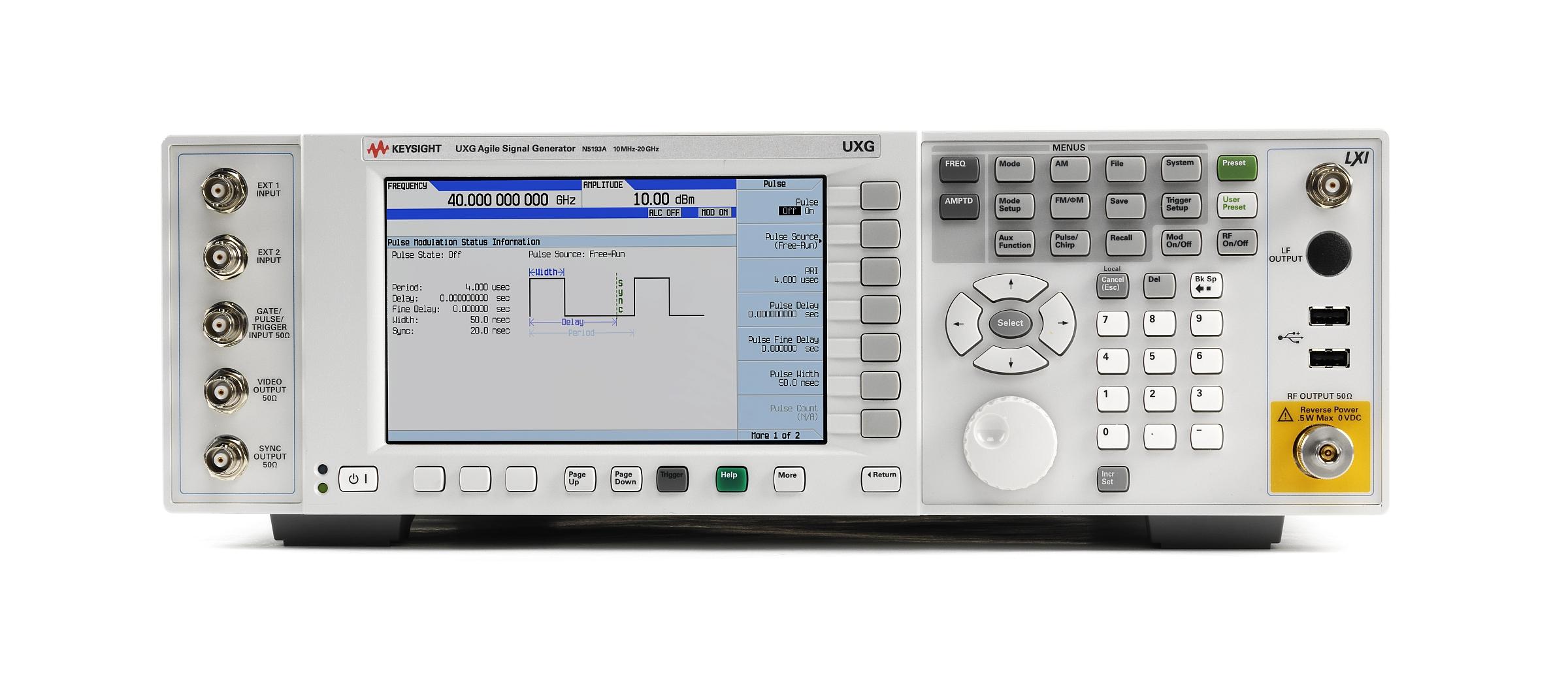 Keysight Technologies Uxg Agile Signal Generator News Function Generators High Jpeg Download