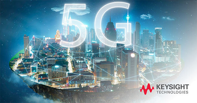 Keysight at Mobile World Congress 2019 - 5G