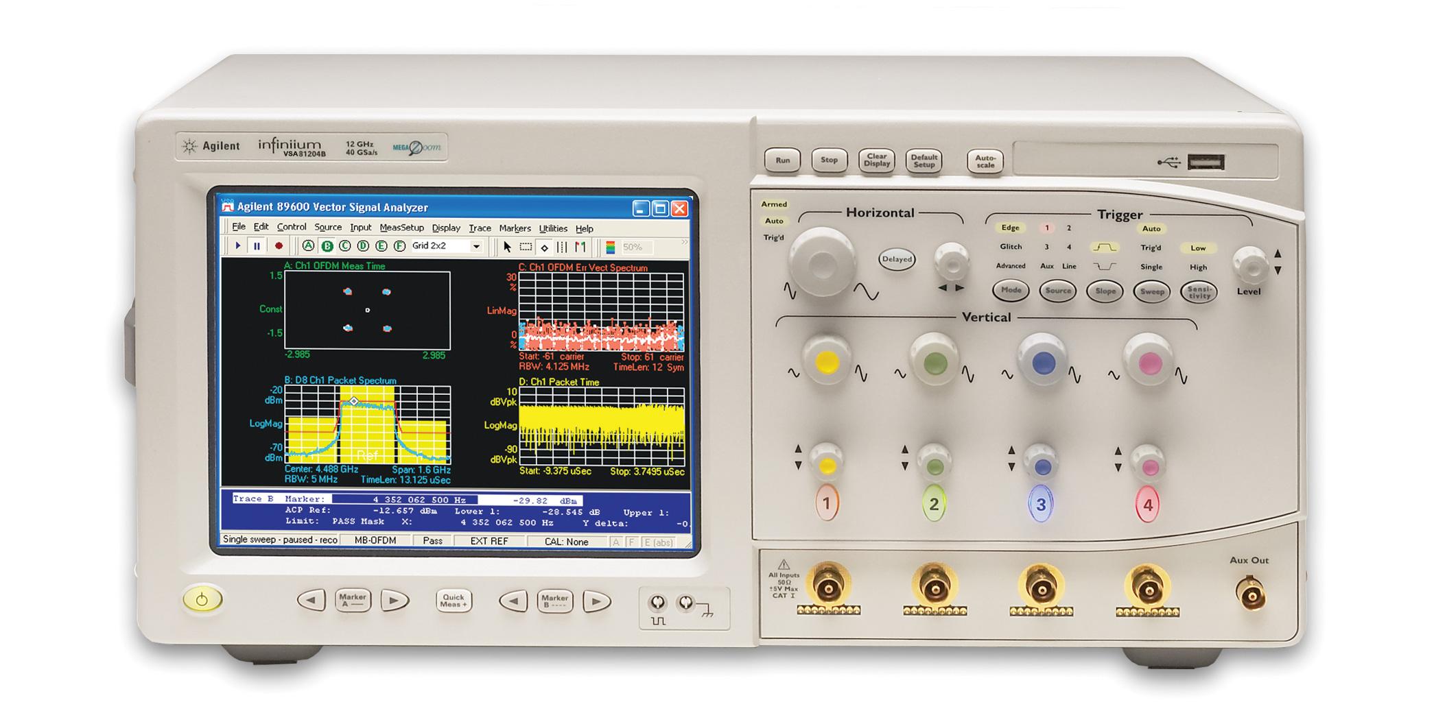 Vector Signal Analyzer : Keysight news archive agilent technologies introduces
