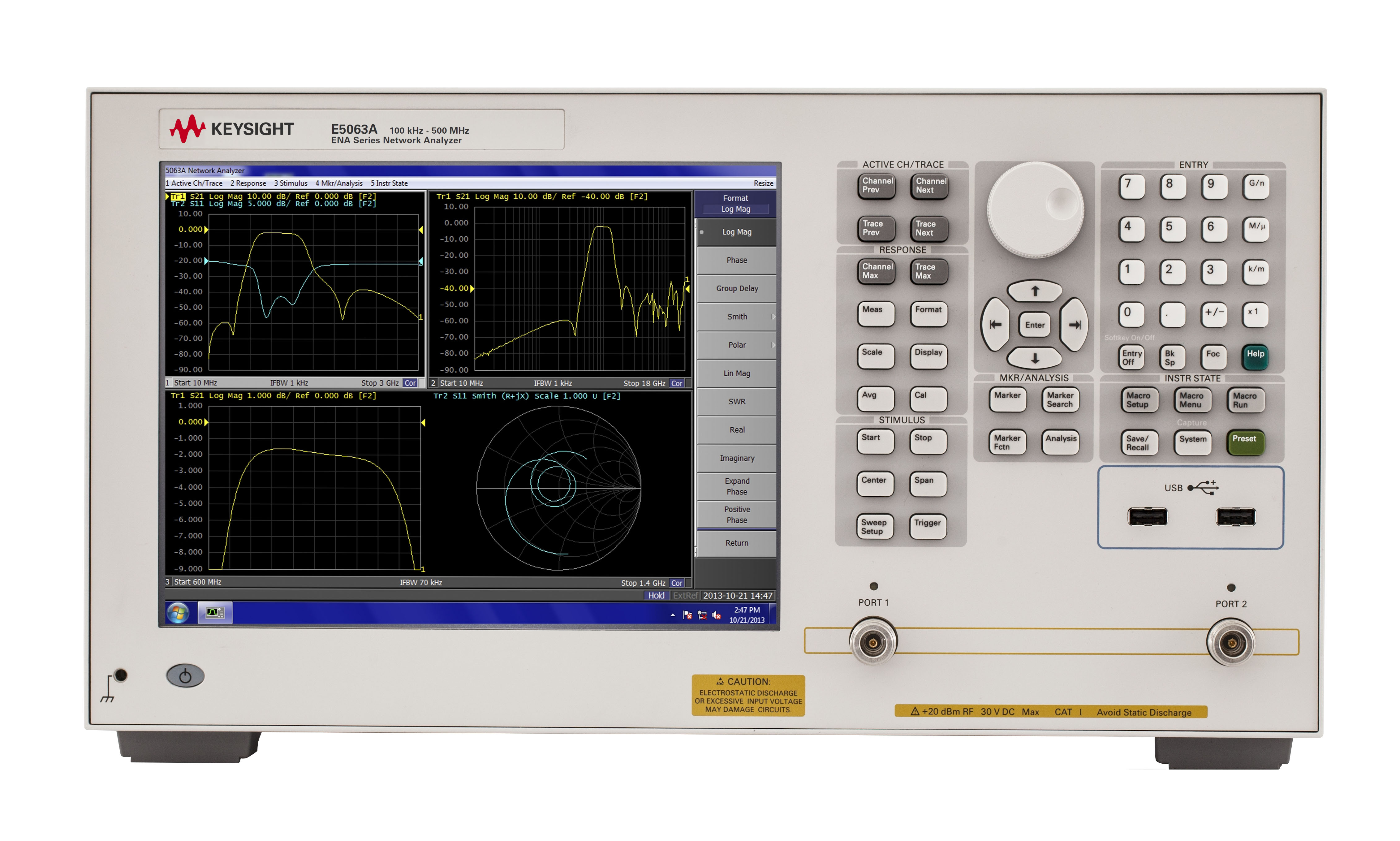 Keysight Network Analyzer : Keysight news archive the e a ena series