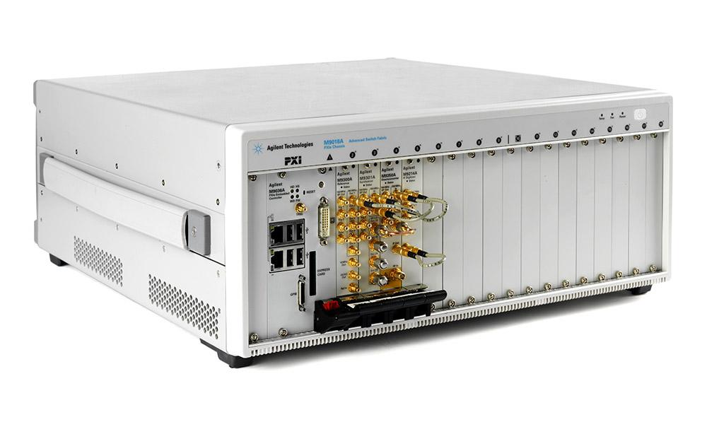 Vector Signal Analyzer : Keysight news archive pxi vector signal analyzer m a