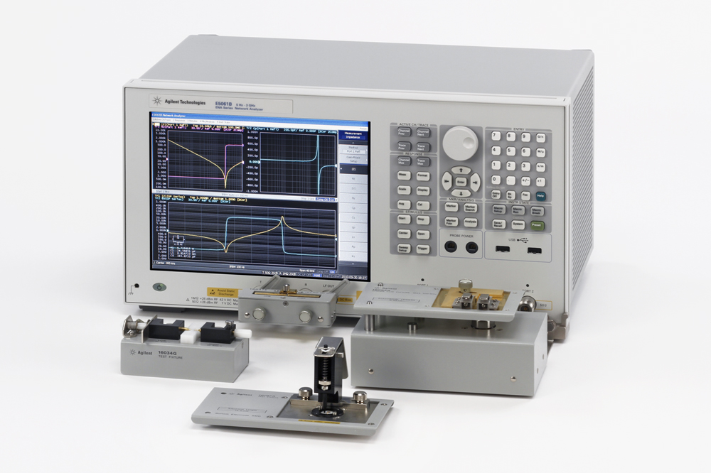 Keysight Network Analyzer : Keysight news archive agilent technologies vector
