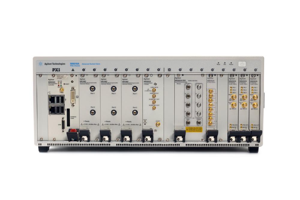 Vector Signal Analyzer : Keysight news archive agilent technologies pxi vector